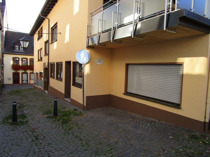 Provisionsfrei: Büro, Laden, Gewerberäume in der Ottweiler Altstadt zu verpachten