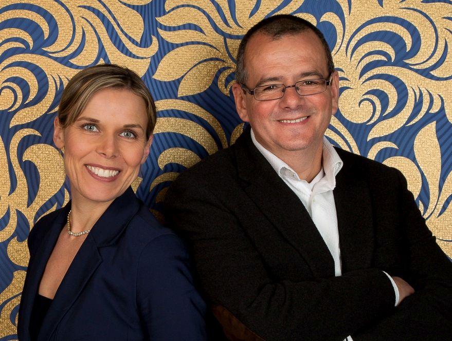 Daniela Beresjuk und Thomas Lafontaine Youarus Immobilien